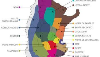 CREA relevó las zonas afectadas: próximos días serán claves