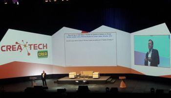 """Arrancó CREA Tech: """"Es la oportunidad de repensar nuestras empresas"""""""