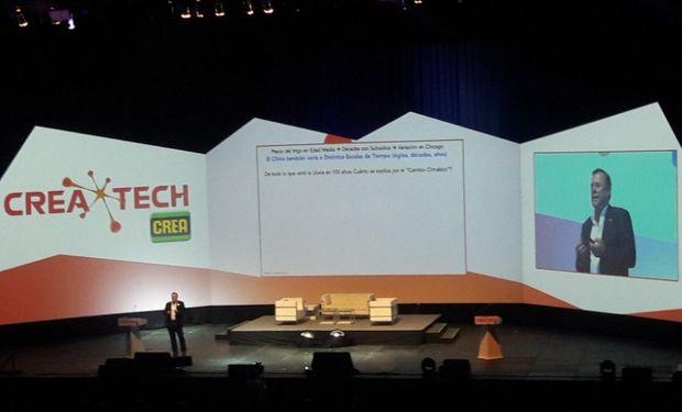 El congreso CREAtech, organizado por Aacrea, convoca a pensar sistemas más competitivos y sustentables.