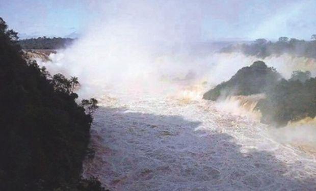La crecida del río Paraná ya amenaza producciones del delta entrerriano