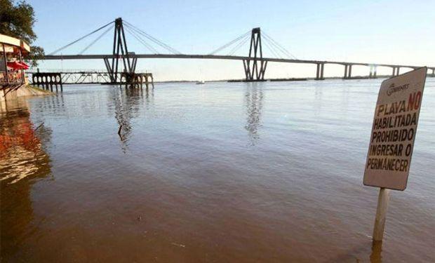 Siete provincias en alerta por la crecida del río Paraná