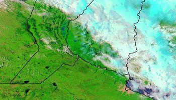 Crecidas del Paraná: nueva aplicación para anticiparse