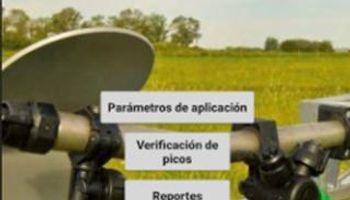 Criollo: nueva APP para el manejo de pulverizadoras