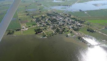 Crisis hídrica en General Villegas: más de 450 mil hectáreas afectadas