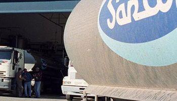 La crisis lechera le pegó a Sancor: perdió $ 2.421 millones en 12 meses