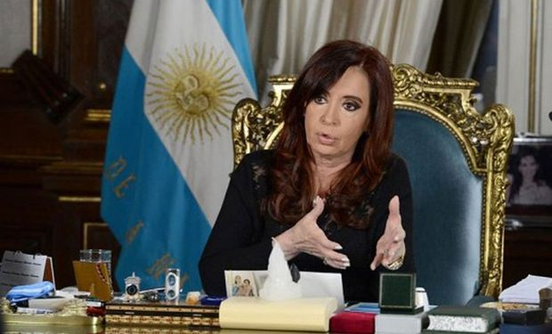La Presidenta lanzó una nueva carta por las redes sociales sobre el caso Nisman. Foto: Facebook
