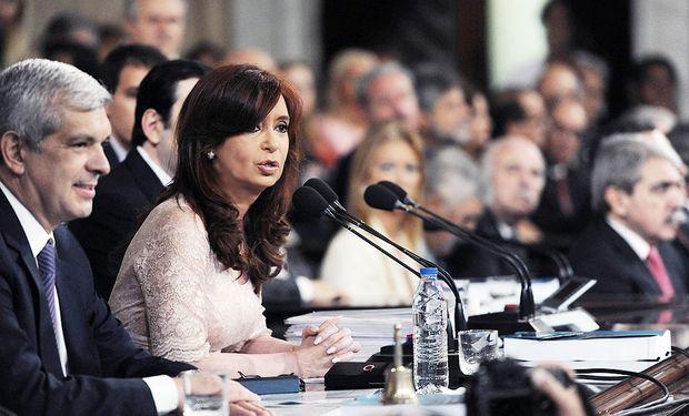 Fue el último tras 12 años de gestiones Kirchner.