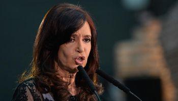 "Cristina ante la FAO: ""No podemos dejar que se acumulen granos"""