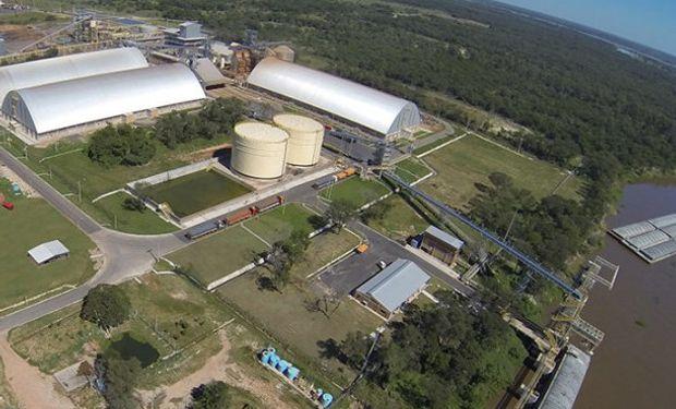 Datos de la Cámara Paraguaya de de Procesadores de Oleaginosas y Cereales (Capro).