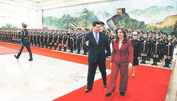 La Argentina y China cerraron ayer 15 acuerdos bilaterales