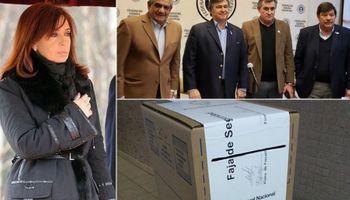 Elecciones y revancha de CFK, según la Mesa de Enlace
