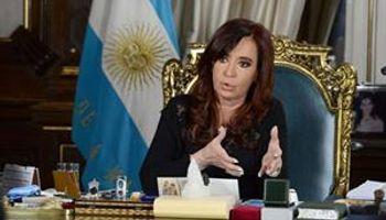 """Cristina Kirchner, sobre la muerte de Nisman: """"El suicidio (que estoy convencida) no fue suicidio"""""""