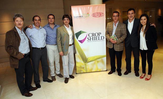 Directivos de DuPont Agro y SummitAgro