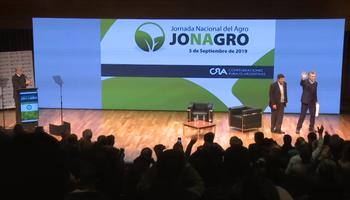 EN VIVO: seguí el segundo día de la Jornada Nacional del Agro