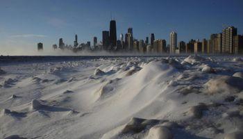 Variable natural del clima más cambio climático, una combinación compleja