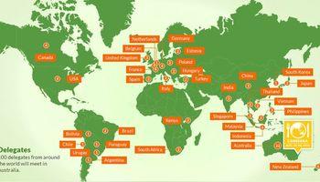 Estudiante argentina fue seleccionada para Cumbre Agrícola Mundial de la Juventud