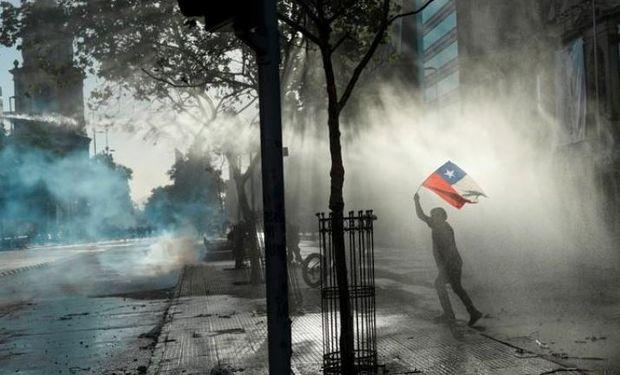 El Gobierno de Chile canceló la organización de las cumbres de APEC y COP-25 por las protestas.