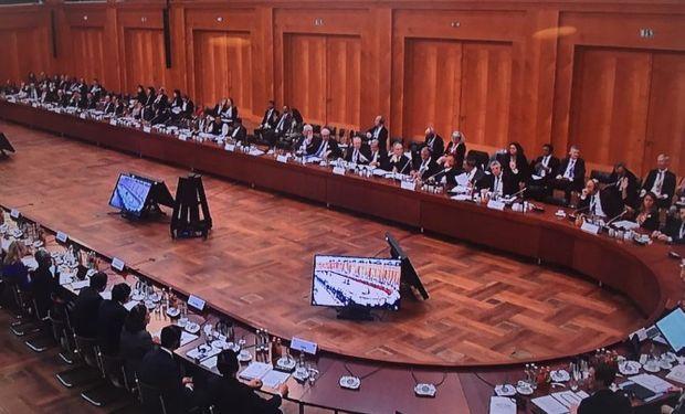 El Ministerio de Agroindustria en Alemania: Cumbre de Ministros de Agricultura del G20 y Foro Global para la Alimentación y la Agricultura.