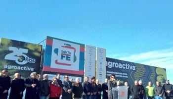 """""""AgroActiva es una muestra de lo que somos capaces los argentinos"""""""