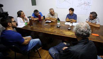 La visita de Kicillof a la Sociedad Rural de Bragado despertó criticas de entidades