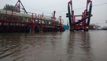 Complejo panorama productivo para Chaco: lluvias superaron los 1.000 milímetros en 2019