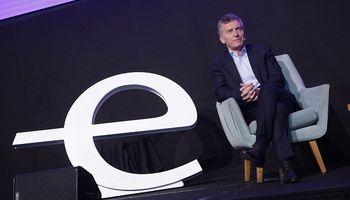 """Macri en Endeavor: """"Me siento un emprendedor"""""""