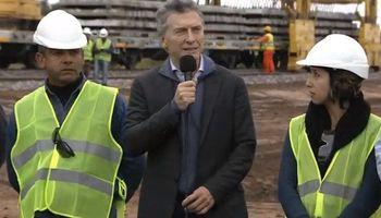 Macri relanzó el programa Ahora 12 con tasa del 20%