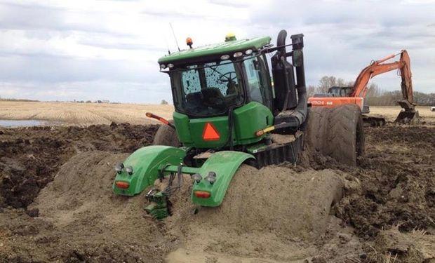 Los problemas de los farmers en la primavera de Estados Unidos.