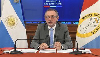 Santa Fe: Costamagna se manifestó en contra de la estatización, pero niegan los rumores de renuncia