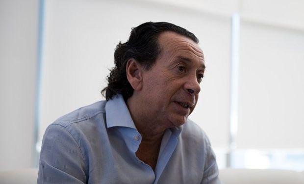 Dante Sica, Ministro de Producción y Trabajo.