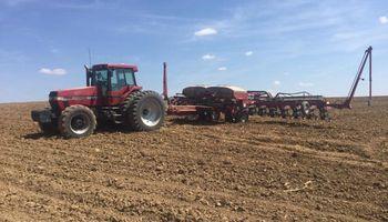 Datos de siembra en Estados Unidos impulsan a soja, maíz y trigo