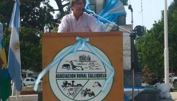 """De Velazco: """"La oligarquía ya no existe, no hay más grandes terratenientes"""""""