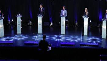 Debate presidencial: hubo más propuestas que confrontación