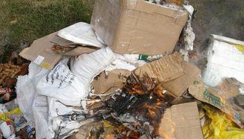 Entre Ríos: decomiso y destrucción de una tonelada de chacinados