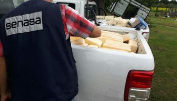 Clausuraron establecimientos lácteos sin habilitación en Córdoba, Santa Fe y Buenos Aires