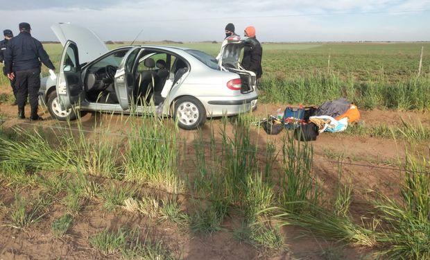 Un productor mató a dos de los tres delincuentes que intentaron entrar a su campo