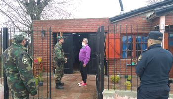 Qué se sabe del detenido por la rotura de un silo bolsa en Gonzales Chaves