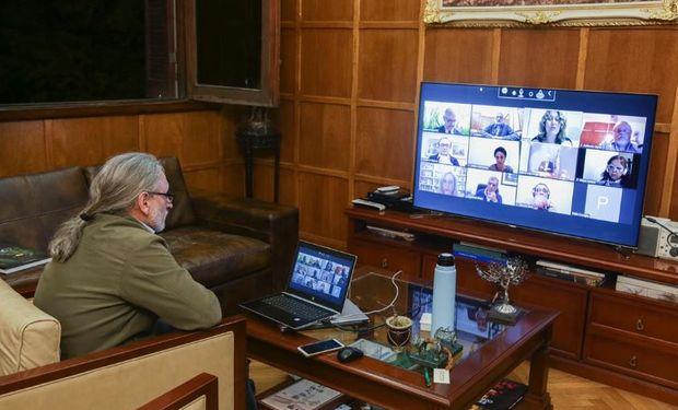 Reunión del Gobierno con la Mesa de Enlace por el delito rural: avanza la guía de denuncias