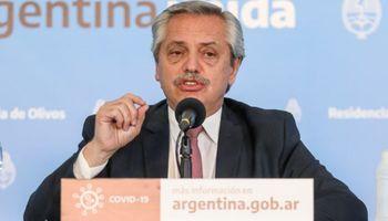 Diputados de Juntos por el Cambio denunciaron penalmente a Alberto Fernández