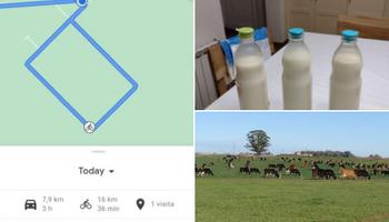 Más de 1400: la segunda edición del #DesafíoTambero duplicó el objetivo de kilómetros