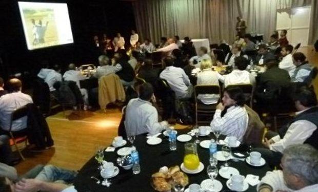 Desayuno con la prensa en la segunda jornada del XXI Congreso de Aapresid.