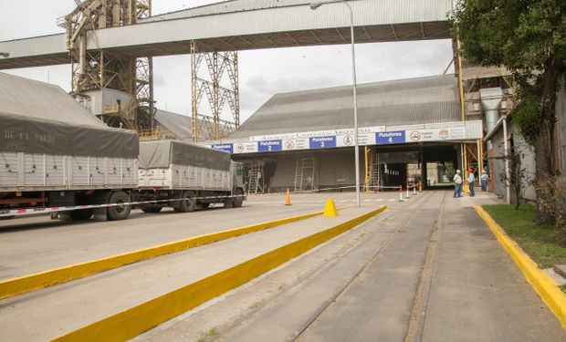 A partir de la semana que viene el sistema de turnos online para ordenar la descarga en los puertos será obligatorio.
