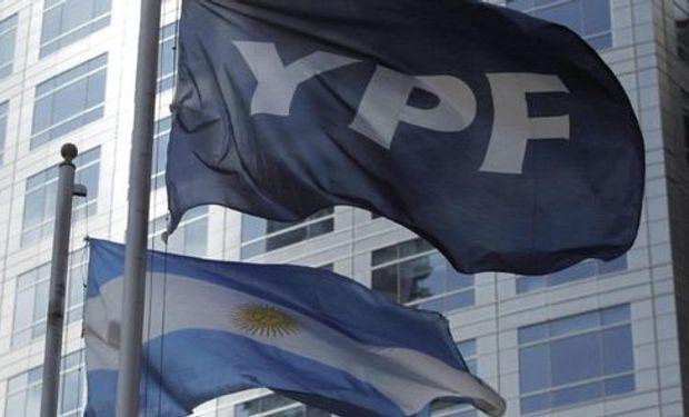Acciones de  YPF suben fuerte por expectativa de acuerdo con Repsol