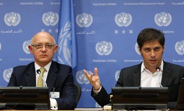 La ONU tratará marco legal para frenar fondos buitre