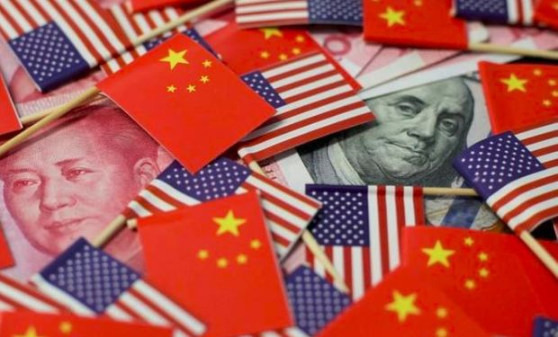 El yuan frenó su caída para no alimentar la tensión global.