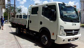 Camiones de reparto: de la ciudad al campo