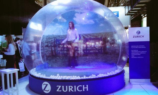 La propuesta interactiva de Zurich en Kairós.