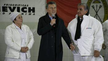 """Macri en Santa Fe: """"Tenemos claro cuál es el rumbo"""""""