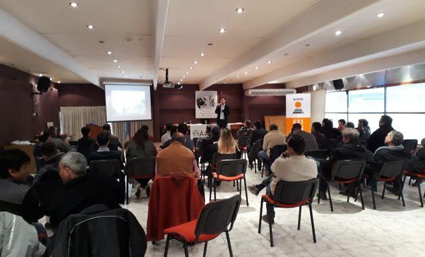 Santiago Nocelli adelanta las novedades del Simposio Ganadero del XXVI Congreso #Aapresid y actualidad de #AgTech en la Soc. Rural de Villa María