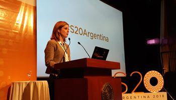 Science 20: científicos debaten sobre seguridad alimentaria y manejo sostenible del suelo